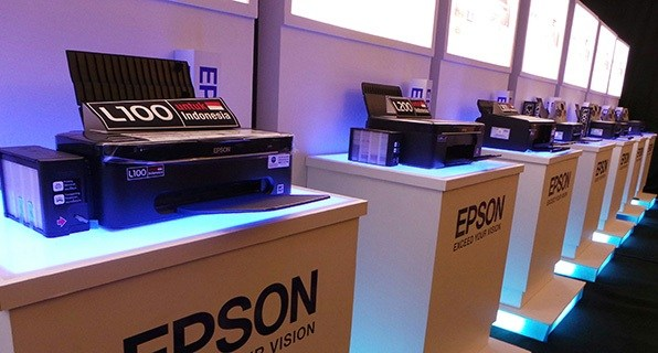 Daftar Harga Printer Epson Terbaru Desember 2015