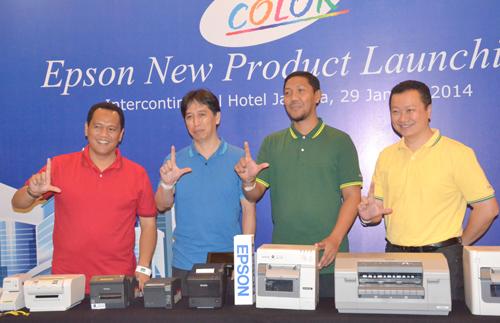 Printer Label Epson Terbaru Untuk Segmen Korporat
